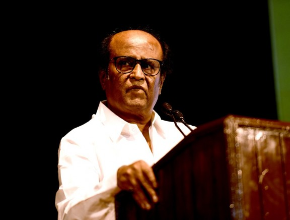 Superstar Rajinikanth at Thuglak 47th anniversary function
