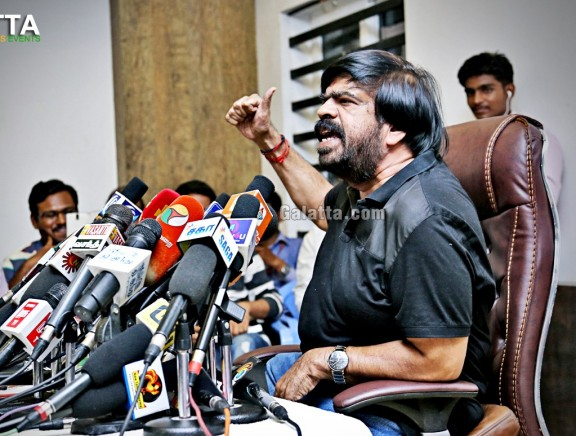 TR urgent press meet for Jallikattu