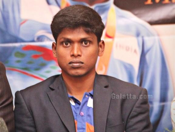 Tamil Nadu Para Sports Association honoured Padma Shri Mariyappan Thangavelu