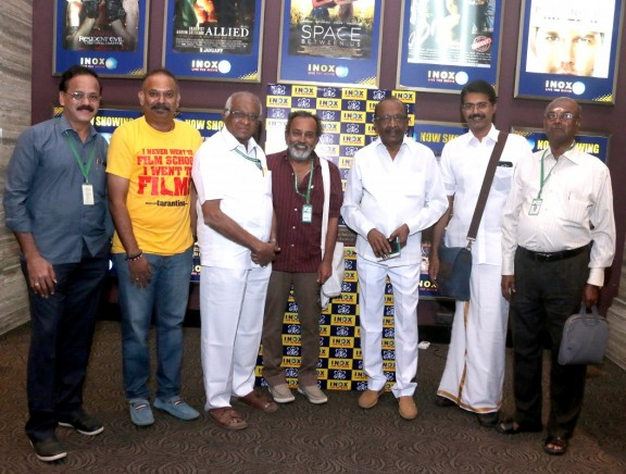 The Creator with Midas Touch - Documentary on Director Panchu Arunachalam Screened at 14thCIFF