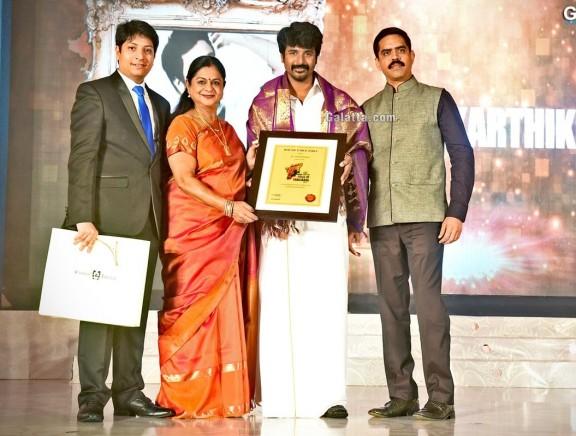 'The Pride of Tamil Nadu' Awards