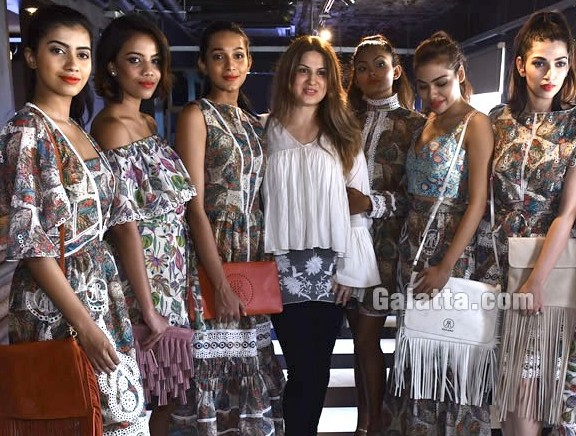 Tropical Gypsy - Spring Summer 2018 Collection by Rehane