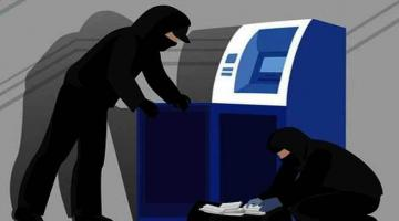 Atm robbery Attempt