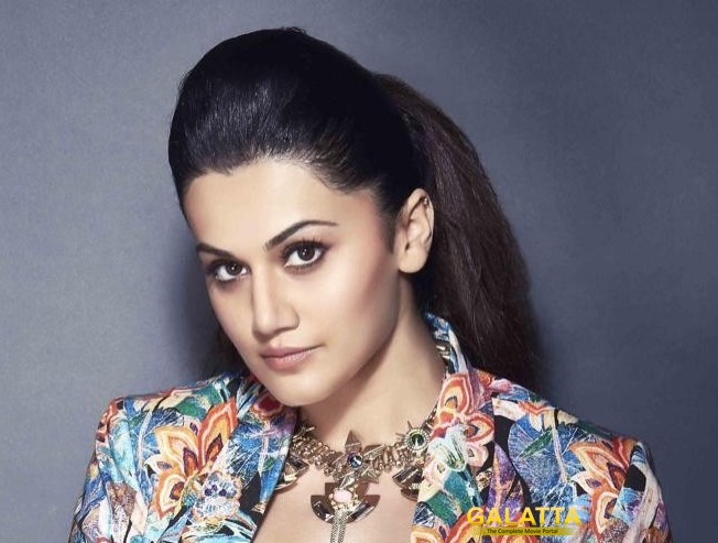 The Tomboyish Side of Taapsee!