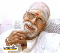 Tribute to legendary Dakshinamoorthi