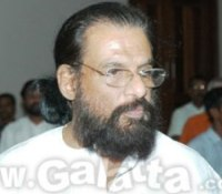 Happy birthday Yesudas!