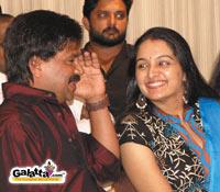 Manju Warrier in Dileep's film
