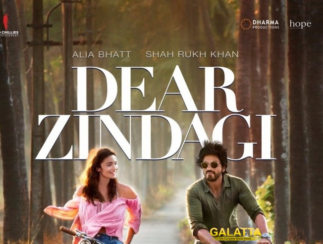 Dear Zindagi's poster and teaser is out!