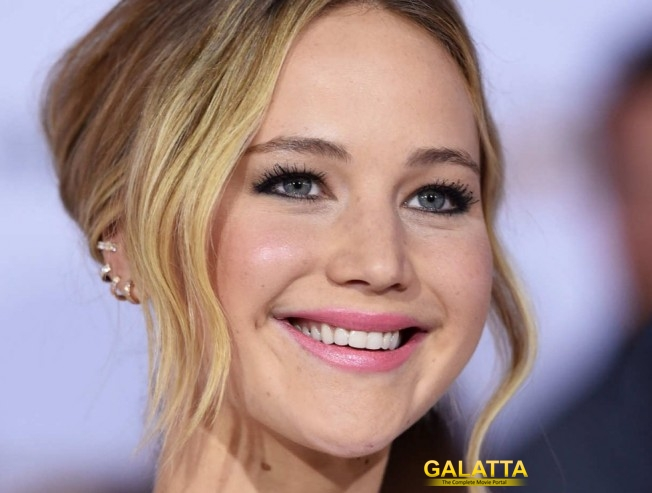 I want control over my image : Jennifer Lawrence