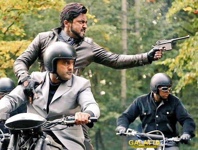 24 is the biggest release for Suriya