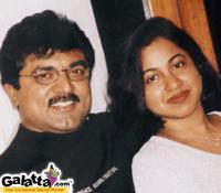 Sarath Kumar, Radhika's   wedding anniversary