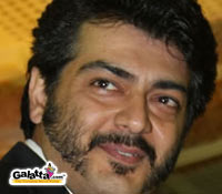 Exclusive pictures of Ajiths new getup