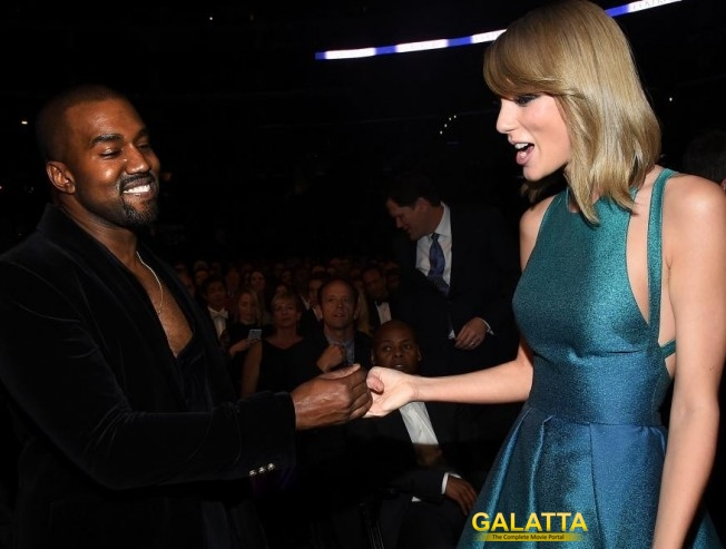 Taylor Swift miffed over Kayne's Famous song!