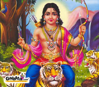 Animation movie on Lord Ayyappa