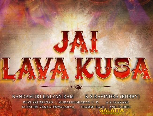 Jai Lava Kusa Marks May 19th Reveal