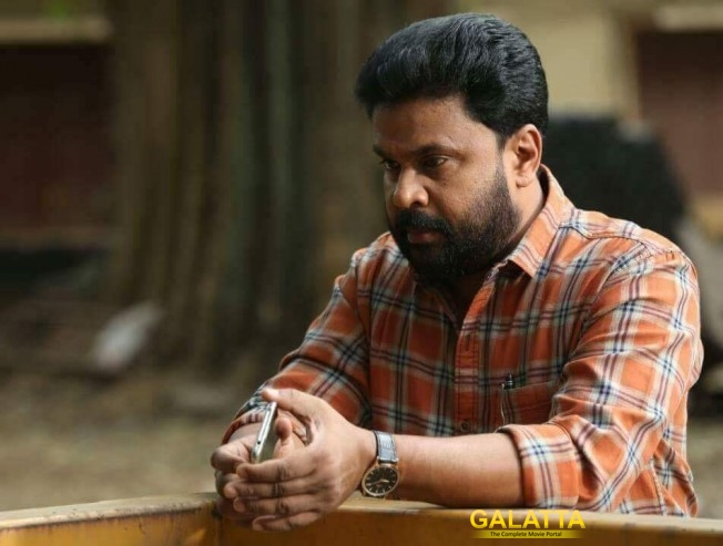 Dileep Sentenced to 14 Days Under Court Custody