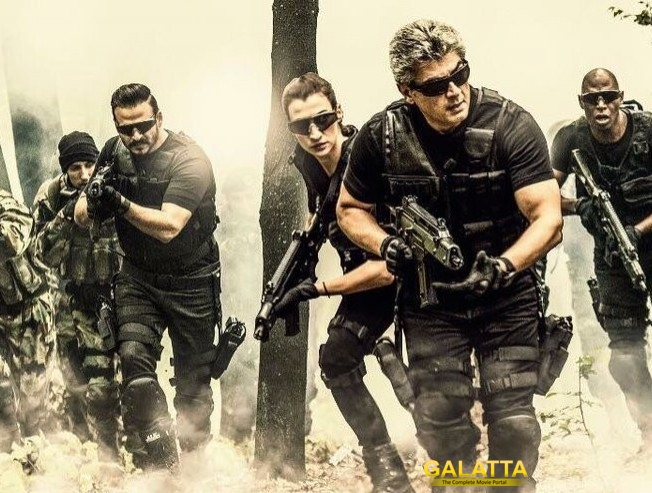 Entire South Indian Industry Clears Way for Ajith's Vivegam