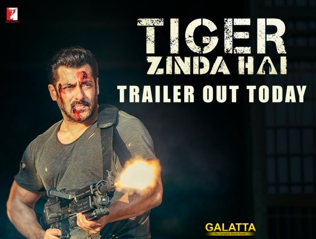 The Story of Take Off is Strong in Salman Khana�™s Tiger Zinda Hai
