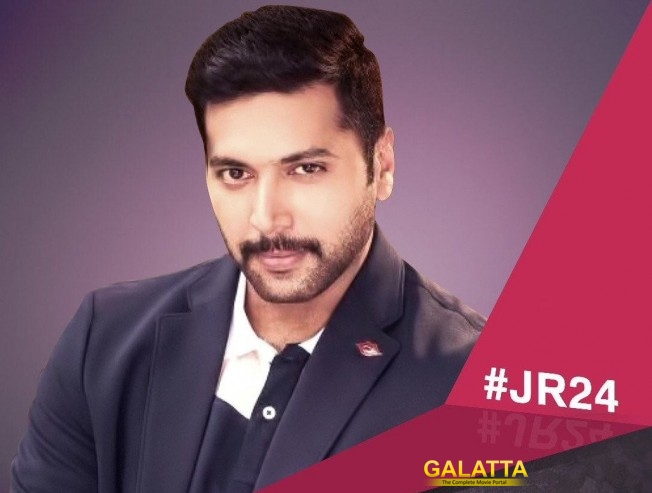 Is Jayam Ravi Going for a Remake Again?