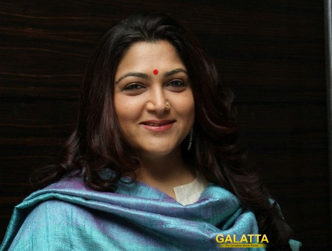 Khushbu in Rajini - Ranjith film