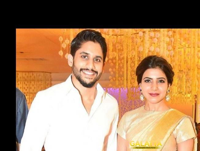 Chaitanya-Samantha goes a step ahead