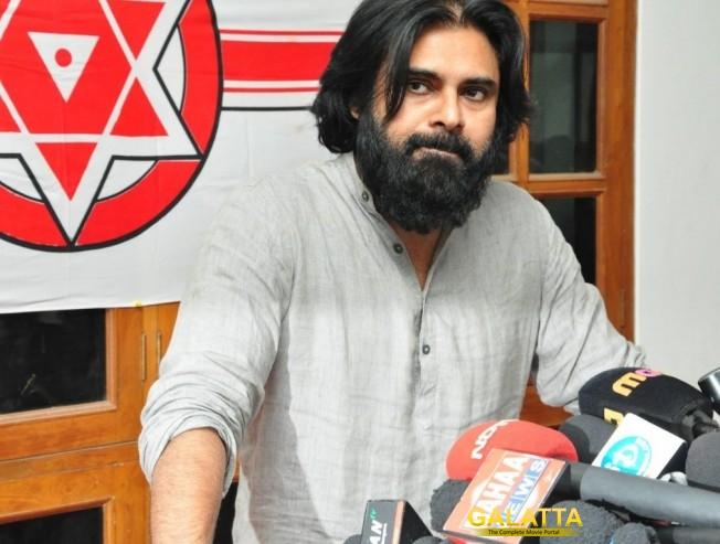 Am against caste : Pawan Kalyan