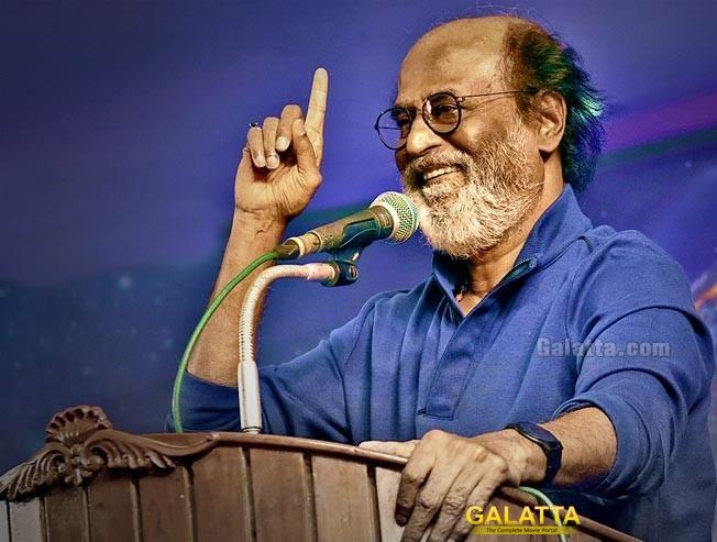 I'm a Tamilian, Not Kannadiga - Rajini's Frank Talk