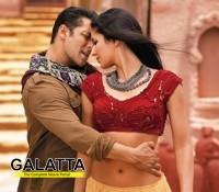Katrina's belly dancing moves: Mashallah!