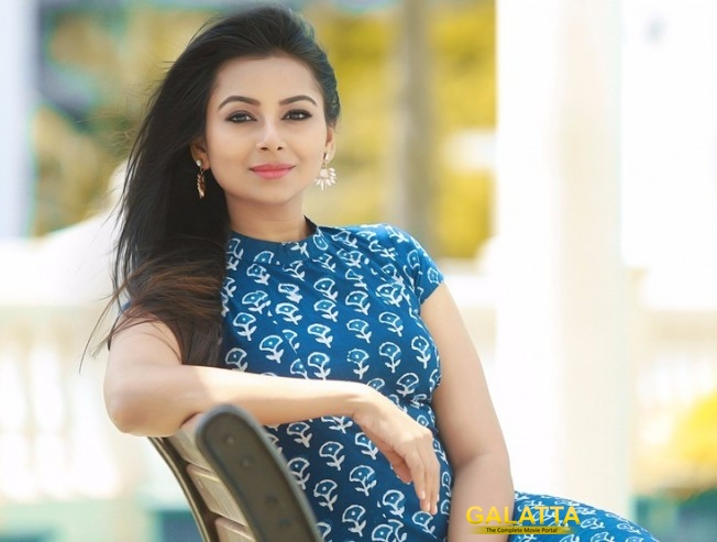 Another South Indian actress forays into Bollywood