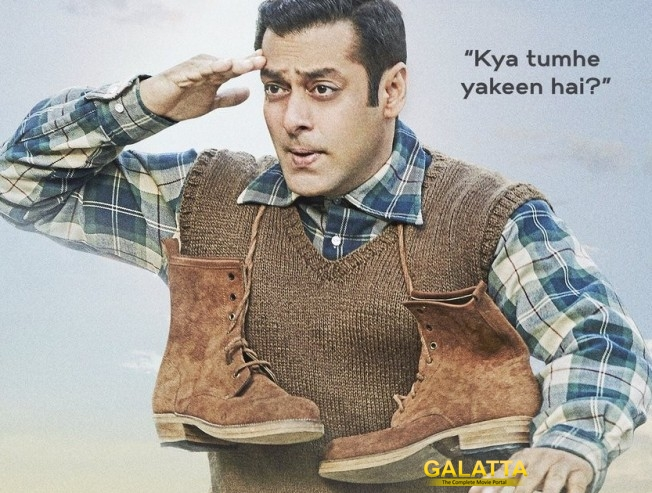 Salman Khan's Tubelight First Look Poster Unveiled