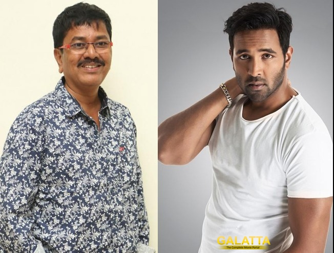 G. Nageswara Reddy to direct Manchu Vishnu