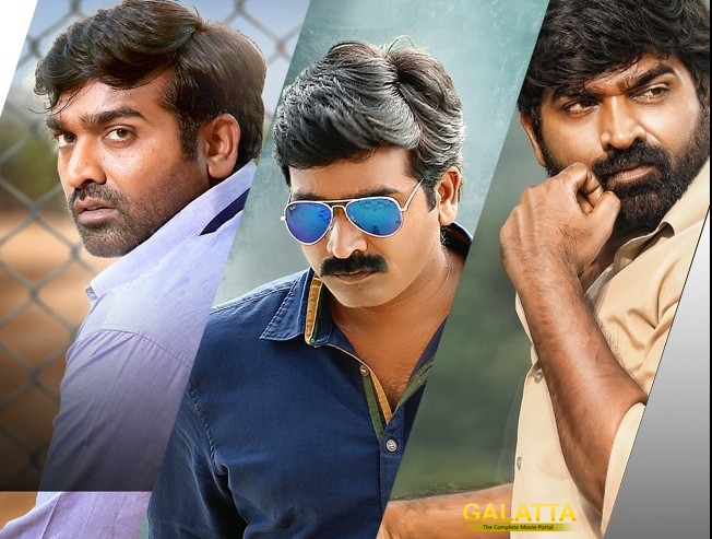 Vijay Sethupathi has multiple looks in Dharmadurai