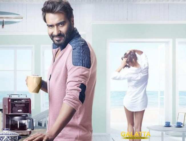 Ajay's next first look is out
