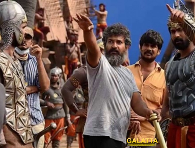 Bahubali 2 shooting climax scenes!
