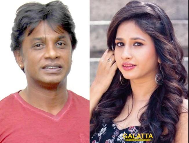 Manvita to pair up with 'Duniya' Vijay!
