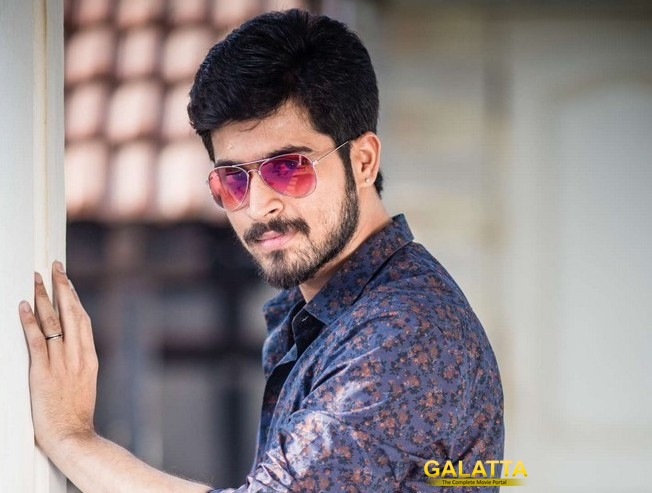 Harish Kalyan bags two more Tamil projects