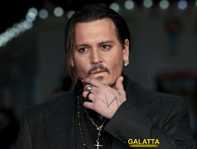 Acting is similar to music band : Johnny Depp