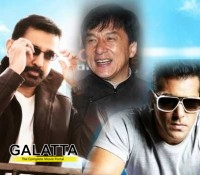 Jackie Chan, Salman Khan, Kamal Haasan in Armour of God Sequel?