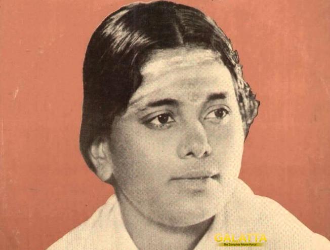First Film Personality to enter Politics - KB Sundarambal