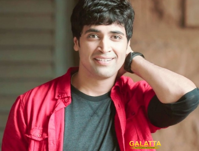 Adivi Sesh's next gets a title!