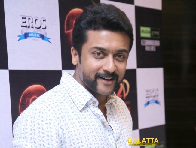 24 is a family entertainer, says Suriya
