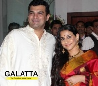 Vidya Balan loves to be a married women!