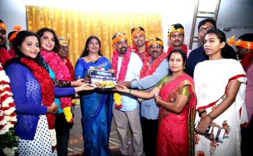 Inayathalam Movie Pooja