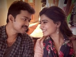 Samantha's Hat-Trick with Thalapathy