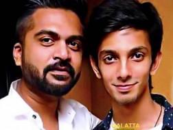 Anirudh, STR and GV Prakash
