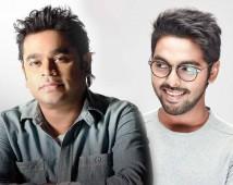 AR Rahman Invites GV Prakash Kumar, Atlee's Wish?