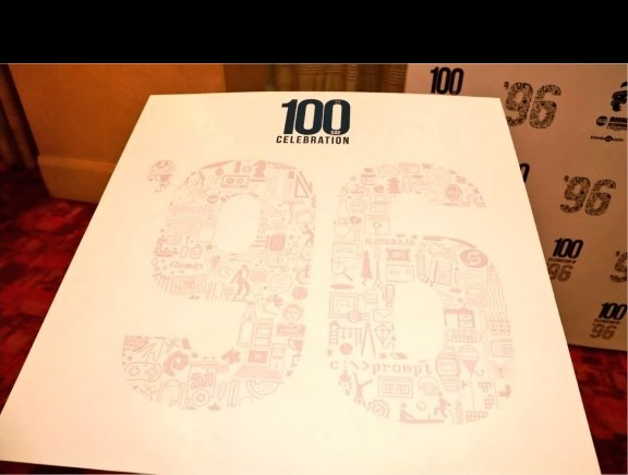 100th Day Celebration Of 96