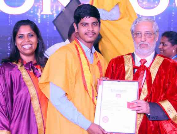 28th Convocation of Sathyabama