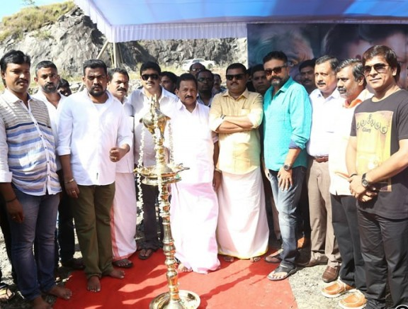 Aadu Puliyallam Movie Launch