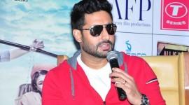 Abhishek Bachchan at All is Well Press Meet
